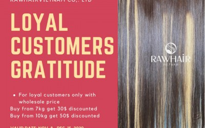 Loyal Customers Gratitude