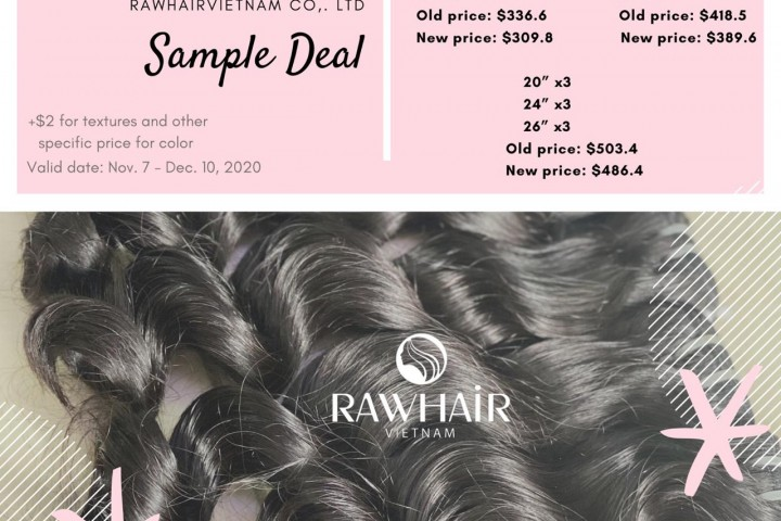Sample Deal Hot Price